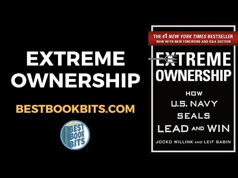 Extreme Ownership | Jocko Willink | Book Summary | Bestbookbits.com