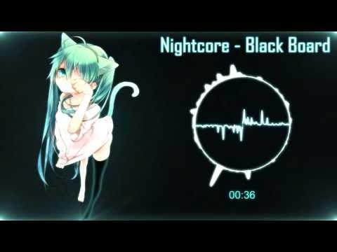 Nightcore - BlackBoard