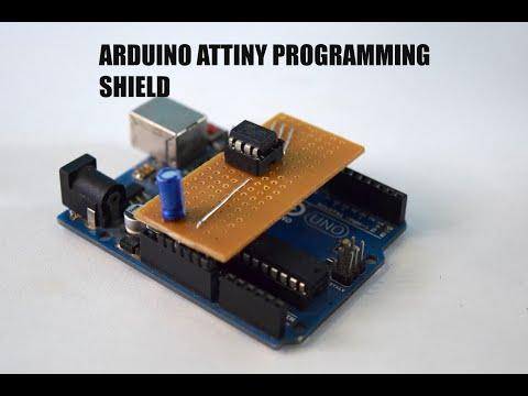GitHub - damellis/attiny: ATtiny microcontroller support