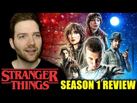Stranger Things – Season 1 Review