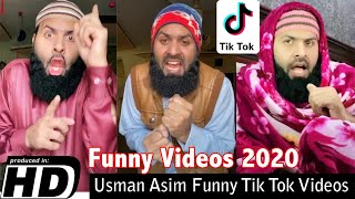 Welcome to our channel top 5 presents, here you can watch usman asim tik tok funny videos, i hope really like channels must share & subs...