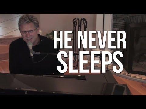 Don Moen - He Never Sleeps | Acoustic Worship Sessions