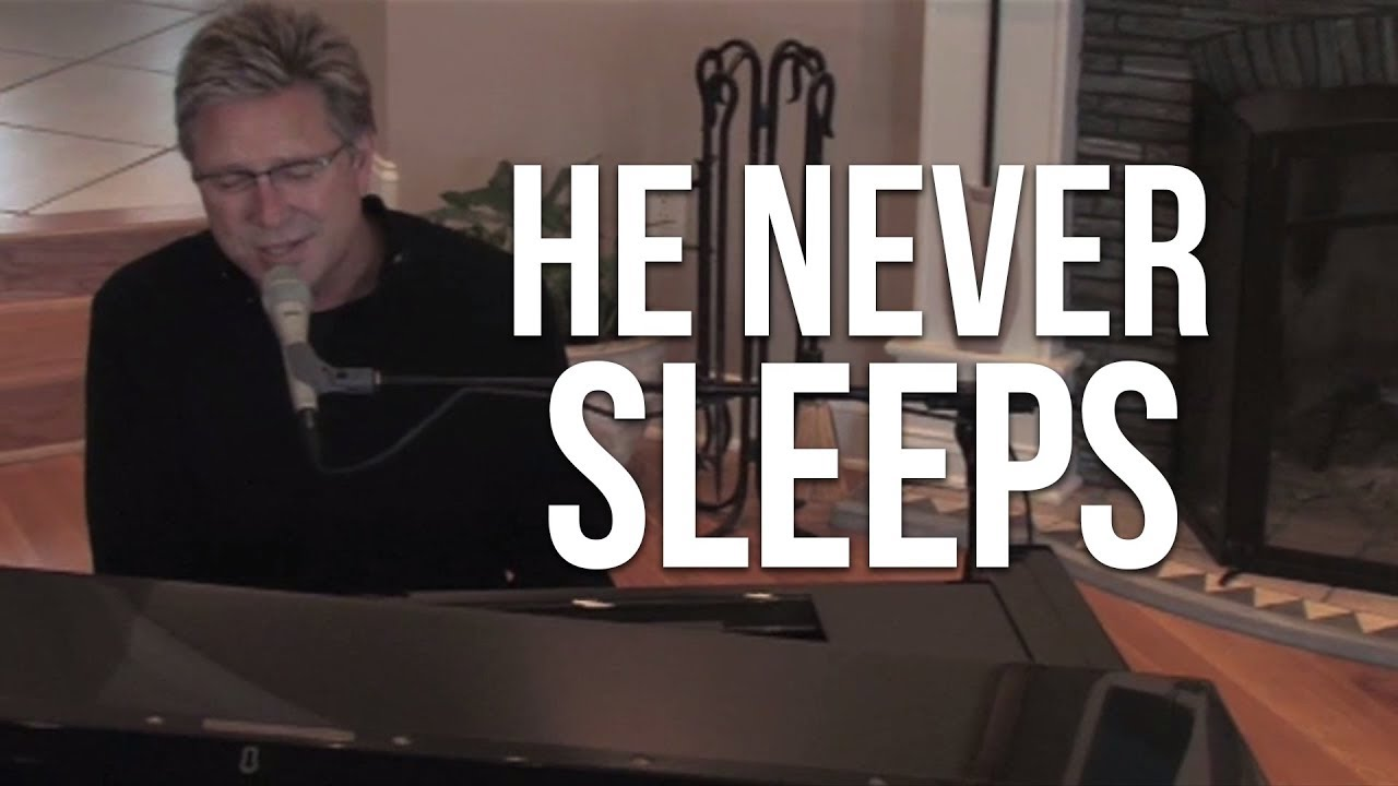 he never sleeps don moen mp3