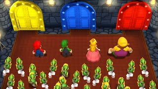 Mario Party 9 - All Lucky Minigames thumbnail
