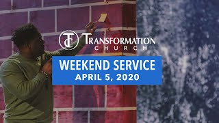 "Transformation Church | Walls | Breaking Through the Wall Called ""Scarcity Mentality"" 