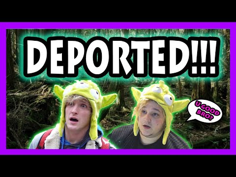 Why Logan Paul was Deported From Japan