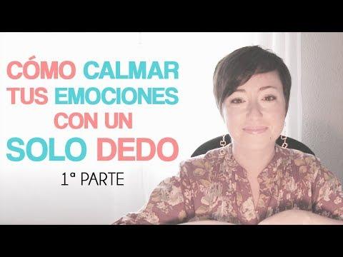 Cómo calmar tus emociones con un sólo dedo - Eva Garrido - Acu Salud