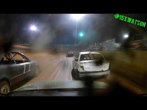 Harris Speedway Heat Race #1 9-2-17 #15xWATSON