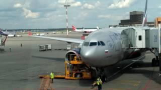 Ожидание посадки Москва - Дели - Глобальная Волна - The Global Wave