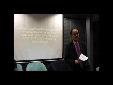 Forum Lingkar Diskusi Indonesia Seri 6 PMPI Auckland  - Demokrasi Indonesia