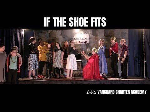 Vanguard Charter Academy | IF THE SHOE FITS