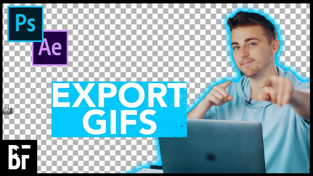 How To Create Transparent Background Gifs Youtube