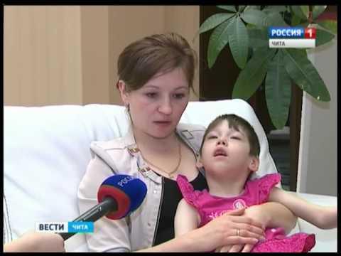Даша Катанаева, 6 лет, детский церебральный паралич