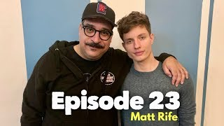 EP23 Riffin With Matt Rife thumbnail