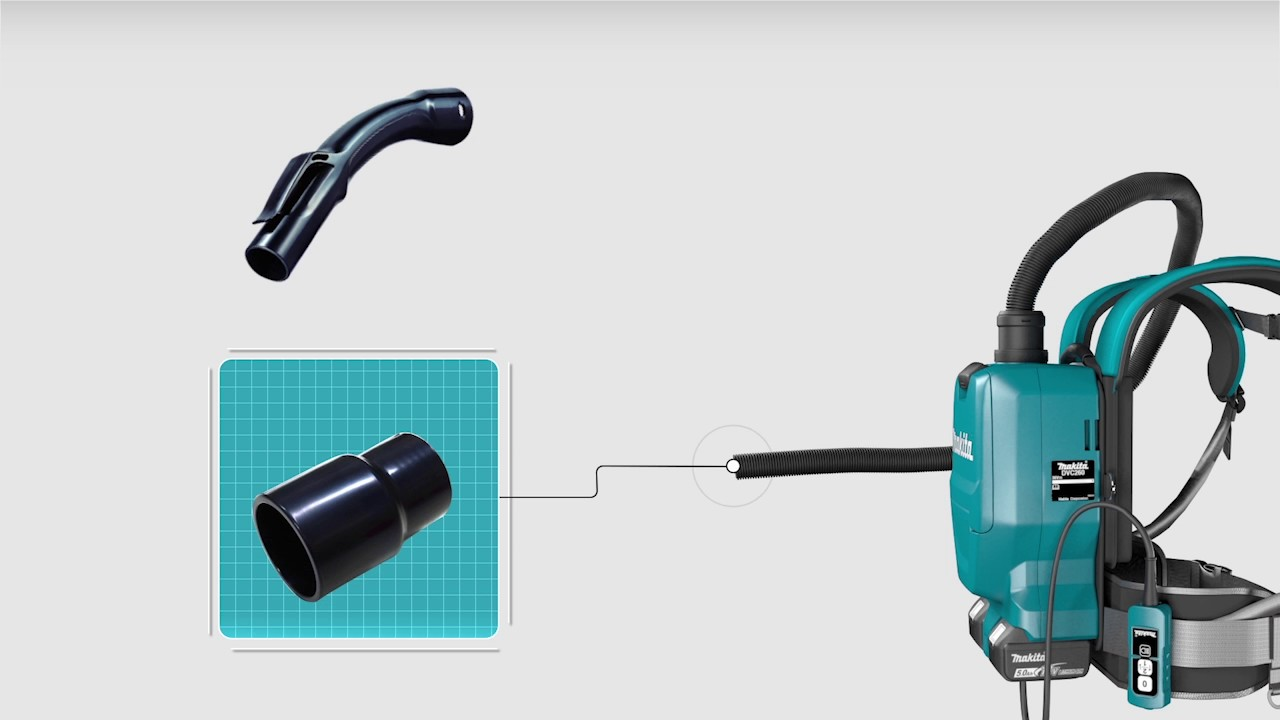 Accessories for Makita Cleaners