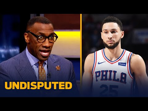Ben Simmons won't show up to 76ers training camp — Skip & Shannon react | NBA | UNDISPUTED