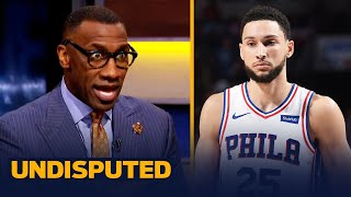 Ben Simmons won't show up to 76ers training camp — Skip \u0026 Shannon react | NBA | UNDISPUTED