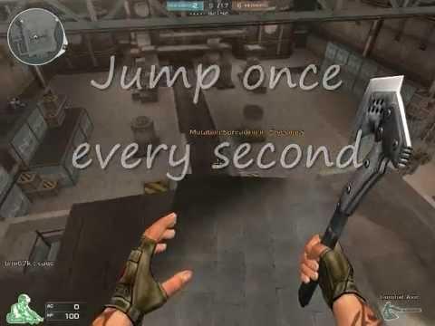 Crossfire tutorials - Lag Jump