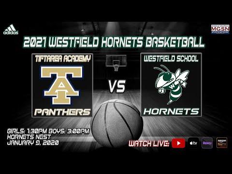 Tiftarea Academy Panthers vs. Westfield School Hornets