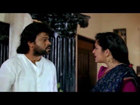 Chiranjeevi & His Sister Sentiment Scene || Big Boss Movie