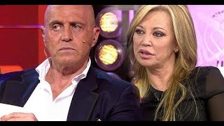 Kiko Matamoros acusa a Belén Esteban: 'creo que es una gran mentirosa'
