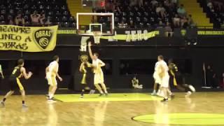 Highlights - Obras Basket 89 - 79 Comunicaciones (16-12-2018)