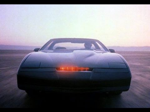 Knight Rider - Kitt And Young Boy Talk About Boobs - Kills
