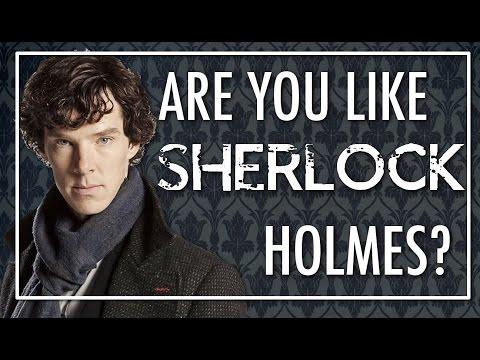 Are You Like Sherlock Holmes? | SHERLOCK Personality Test |