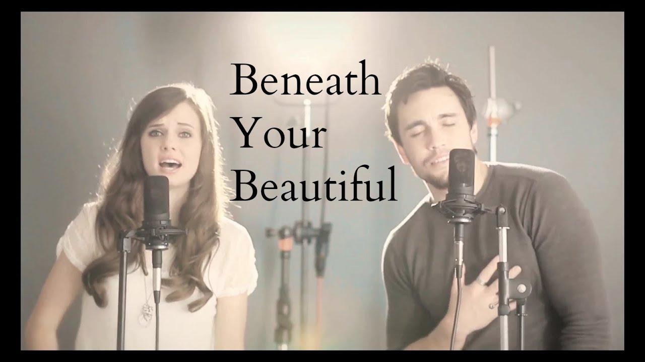 Beneath Your Beautiful Karaoke - Labrinth feat. Emeli Sand