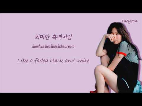 Free Download Taeyeon(태연) - Love In Color (수채화) Lyrics [han|rom|eng] Mp3 dan Mp4