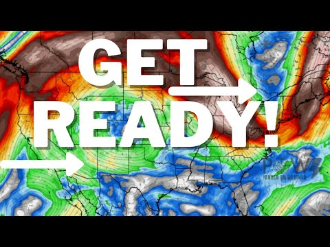 Serious Flash Flooding, Tropical Disturbance & Upcoming Cooldown! POW Weather Channel