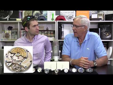 Panerai, Nomos, Lange, Watch Collecting OH MY! with Watch Collector Steve P.