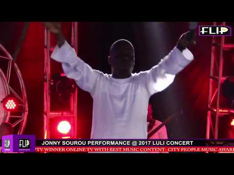 JONNY SOUROU PERFORMANCE @ 2017 LULI CONCERT (Nigerian Lifestyle & Entertainment)