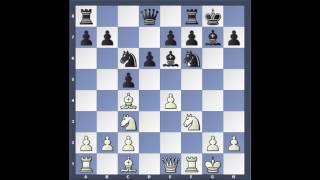 Grand Prix Bc4 - Módel skák 3