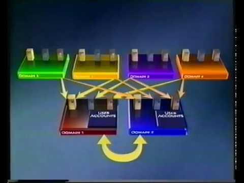 Microsoft Windows NT 3.51 training (1994)