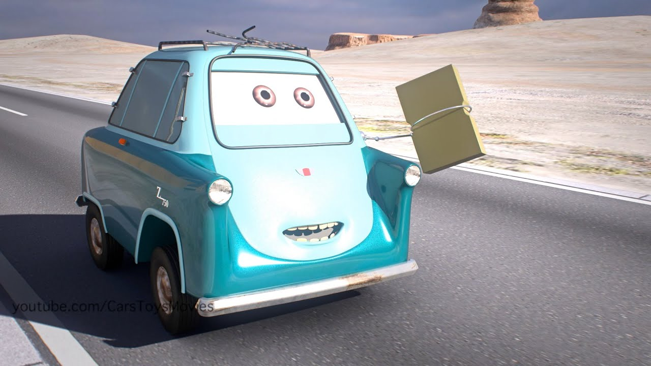 Car disney movie sarge