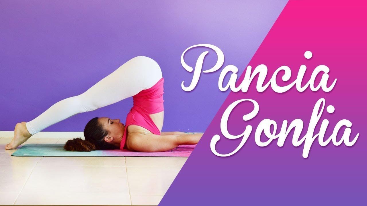 esercizi yoga per mal di stomaco
