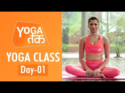 Yoga Class One For Beginners | Yoga Tak