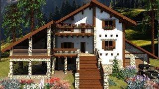 Изюминка Стиля Альпийского шале(Интерьер в стиле Альпийского шале начинается с успокаивающей цветовой гаммы, в которой преобладают кремов..., 2011-10-11T14:01:40.000Z)