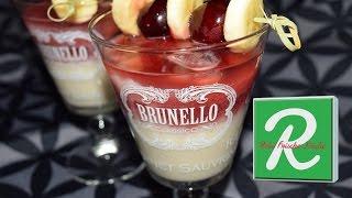 Cherry Kisses Banana (non-alcoholic Beverage) | Kirsche Küsst Banane (alkoholfreies Getränk)
