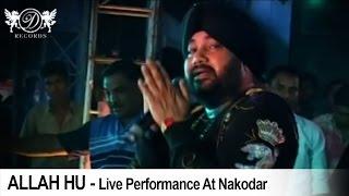 Allah Hu   Live   Daler Mehndi   Daler Mehndi Music