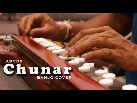 CHUNAR - ABCD 2 - Banjo Cover | Bollywood Instrumental | By Music Retouch