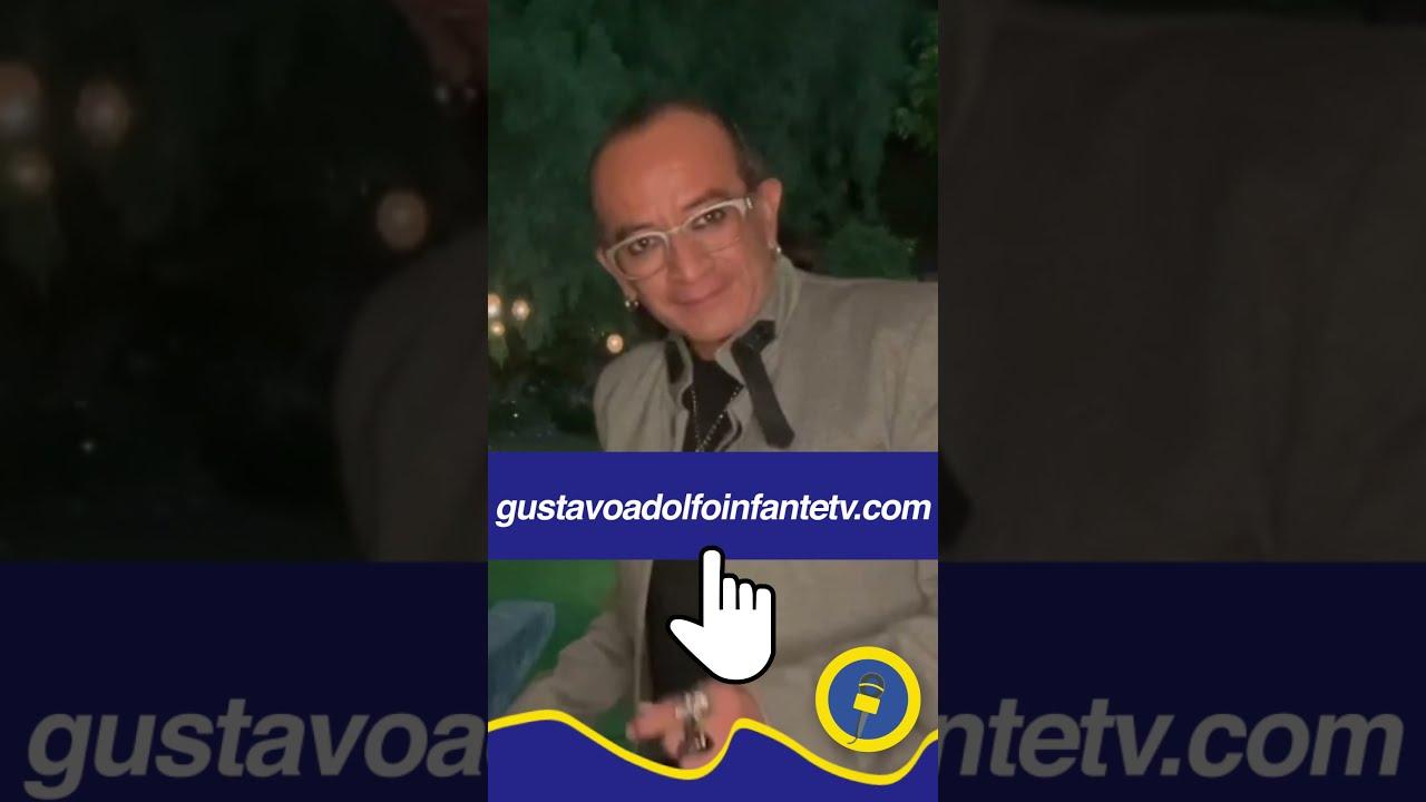 ¡Germán Ortega te invita a ver las mejores entrevistas del espectáculo gustavoadolfoinfantetv.com!