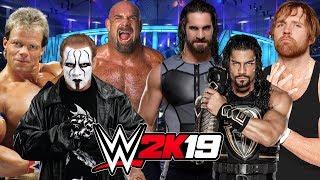 WWE 2K19 | WCW vs THE SHIELD
