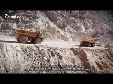 Riddhi Siddhi benefits from Metso's expertise in the aggregates industry