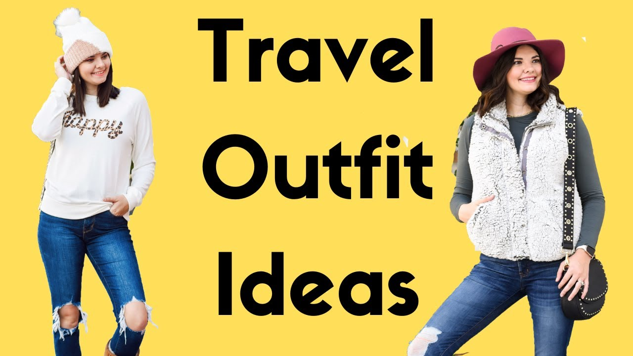 [VIDEO] – Travel Outfit Ideas For Winter | Holiday Travel Outfit Ideas