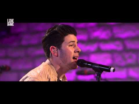 Nick Jonas - Live@Home - Part 2 - I Want You, Numb, Warning & Teacher