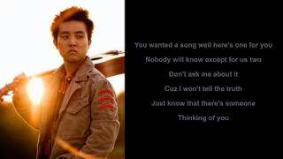 David Choi - Lucky Guy Lyrics Video