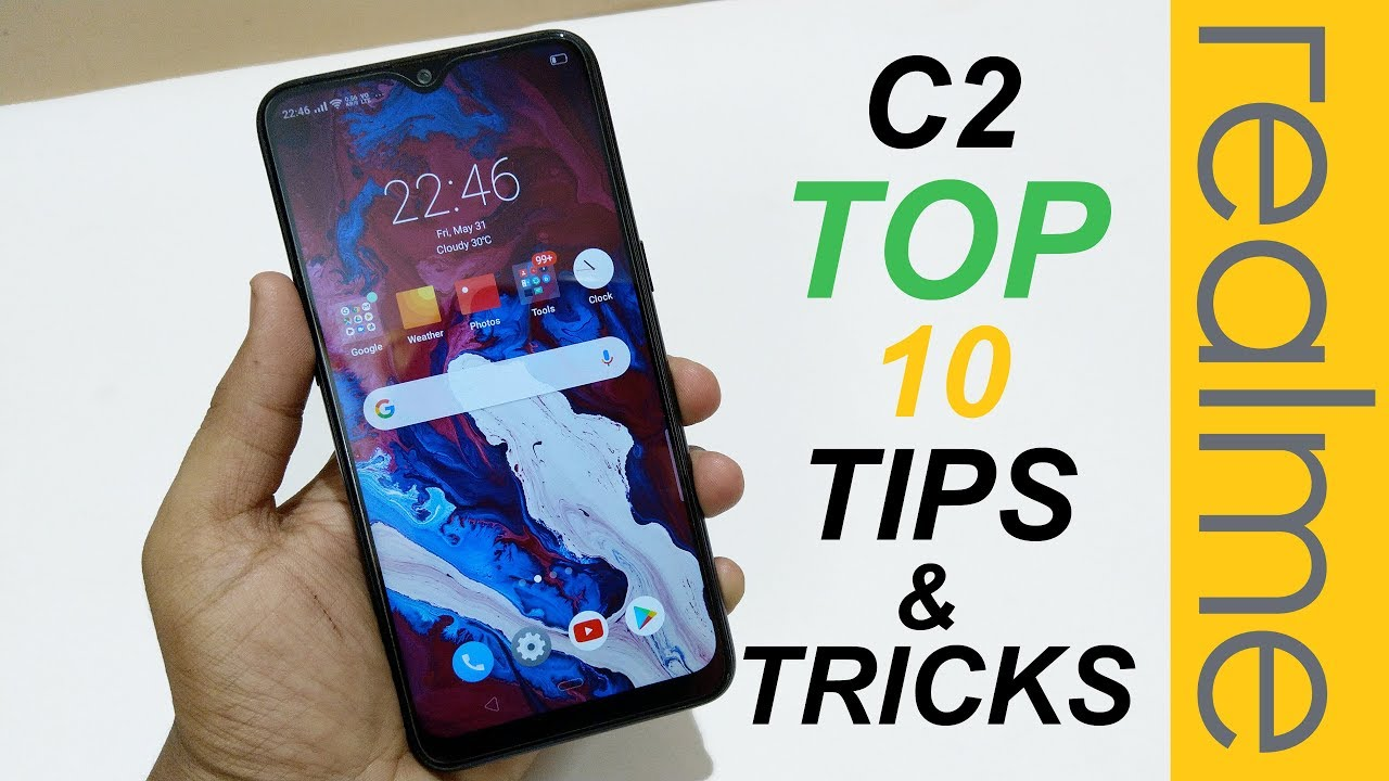 Realme C2 Top 10+ Hidden Features | Tips & Tricks Realme C2