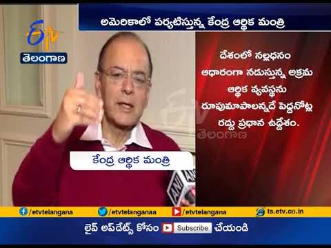 India carried out structural reform at the right time   Arun Jaitley